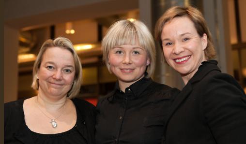 Tuija Brax, Anna-Kaisa ja Rosa Meriläinen